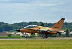 M-346 Fighter Attack realiza primeiro voo